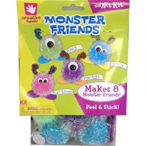 Askartelusetti Monster Friends