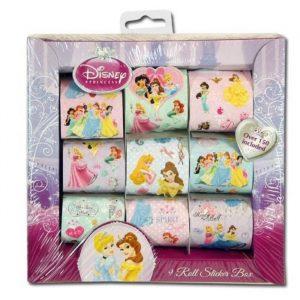 Princess Sticker Box