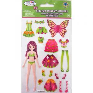 3D Dress-Up Tarra-arkki