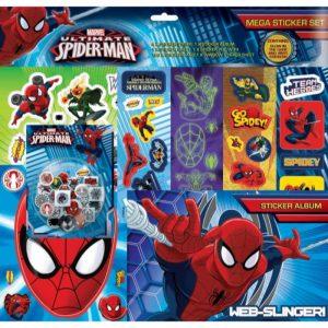 Spider-Man Mega Tarrasetti