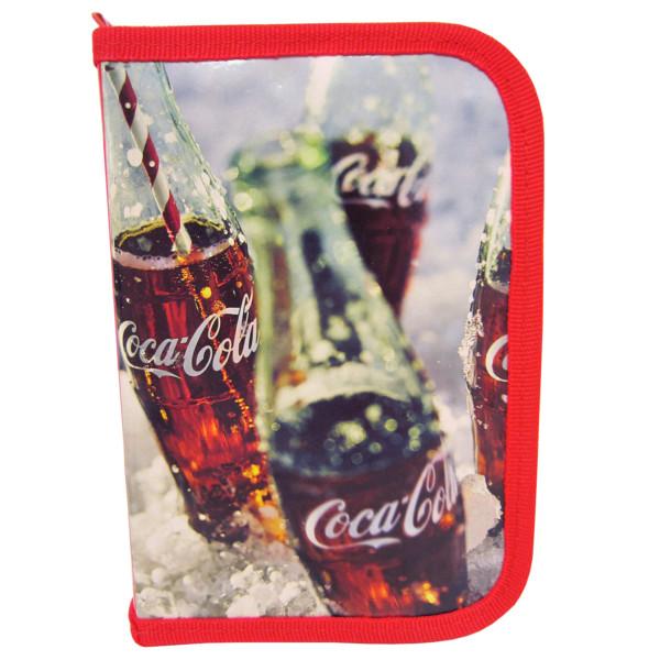 Coca-Cola pullot täytetty penaali