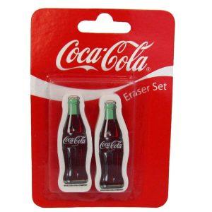 Coca-Cola pullo pyyhekumit 2kpl