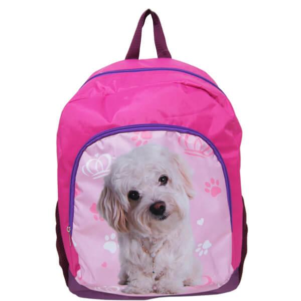 Rachaelhale Cute Dog Koulureppu