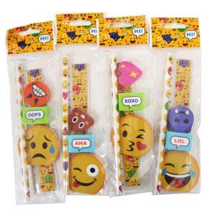Emoji kynäsetti
