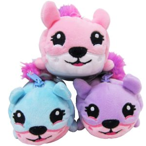Cute Face Plush penaali