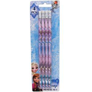 Frozen lyijykynät 4kpl
