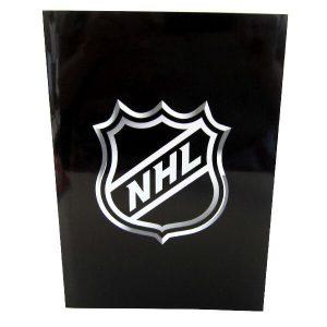 NHL A5 nidottu vihko