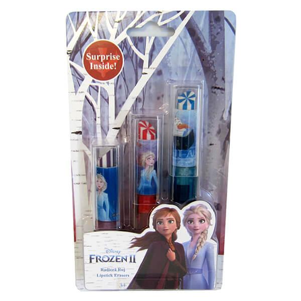 Frozen II huulipuna pyyhekumit