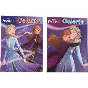 Frozen II Colorio värityskirjalajitelma