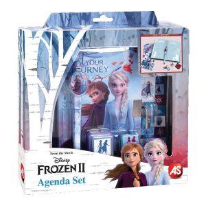 Frozen II päiväkirjasetti