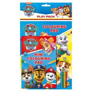 Ryhmä Hau Play Pack värityssetti